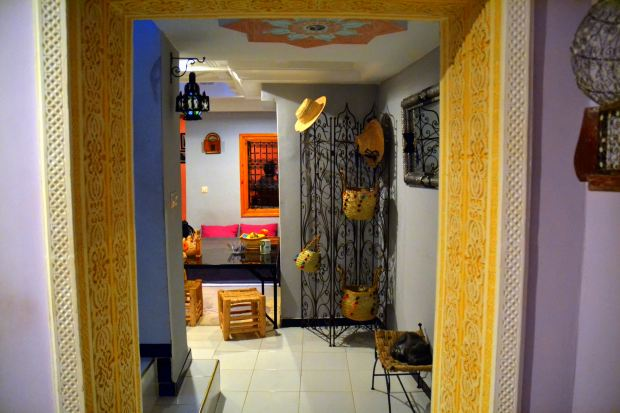 Guest house in ouarzazate
